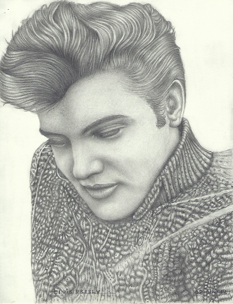 Elvis Presley par voyageguy@gmail.com